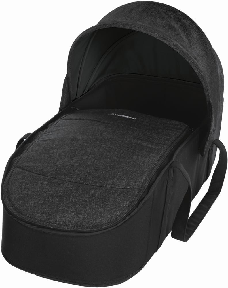 Maxi-Cosi Laika Softtragetasche Nomad Black