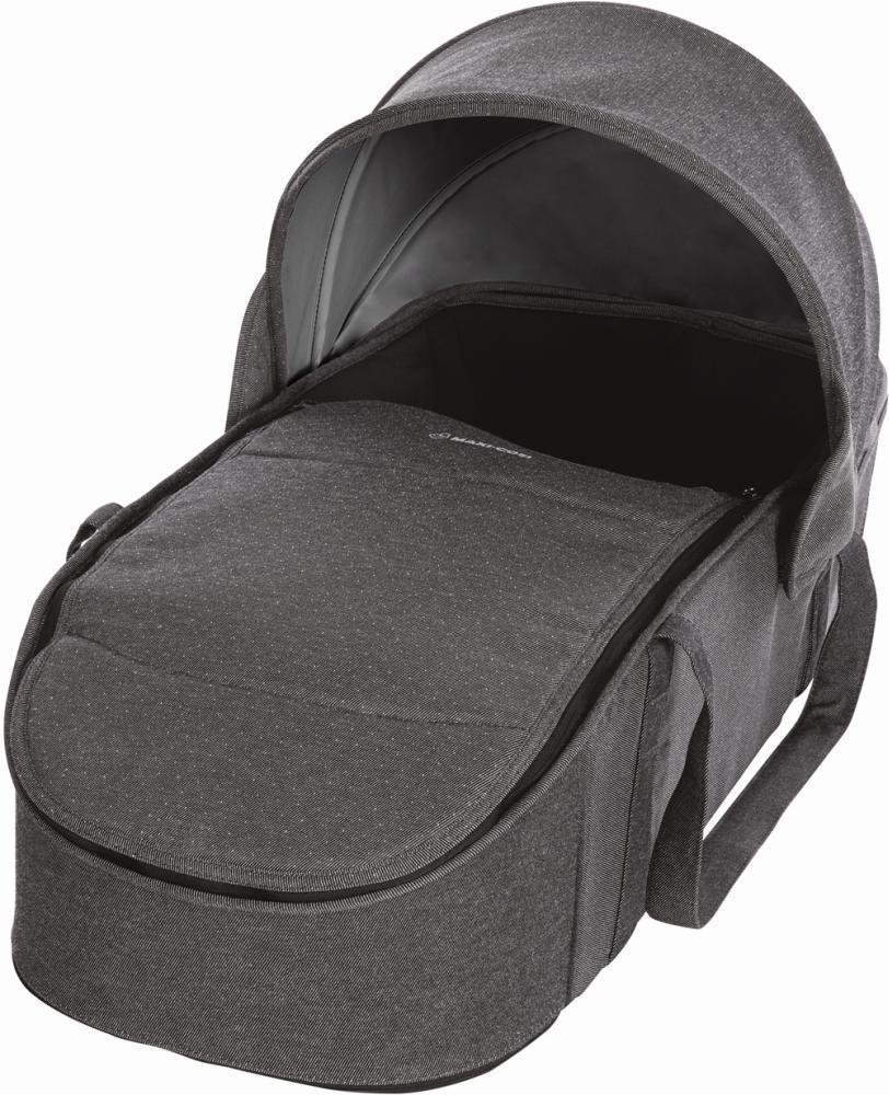 Maxi-Cosi Laika Softtragetasche Sparkling Grey
