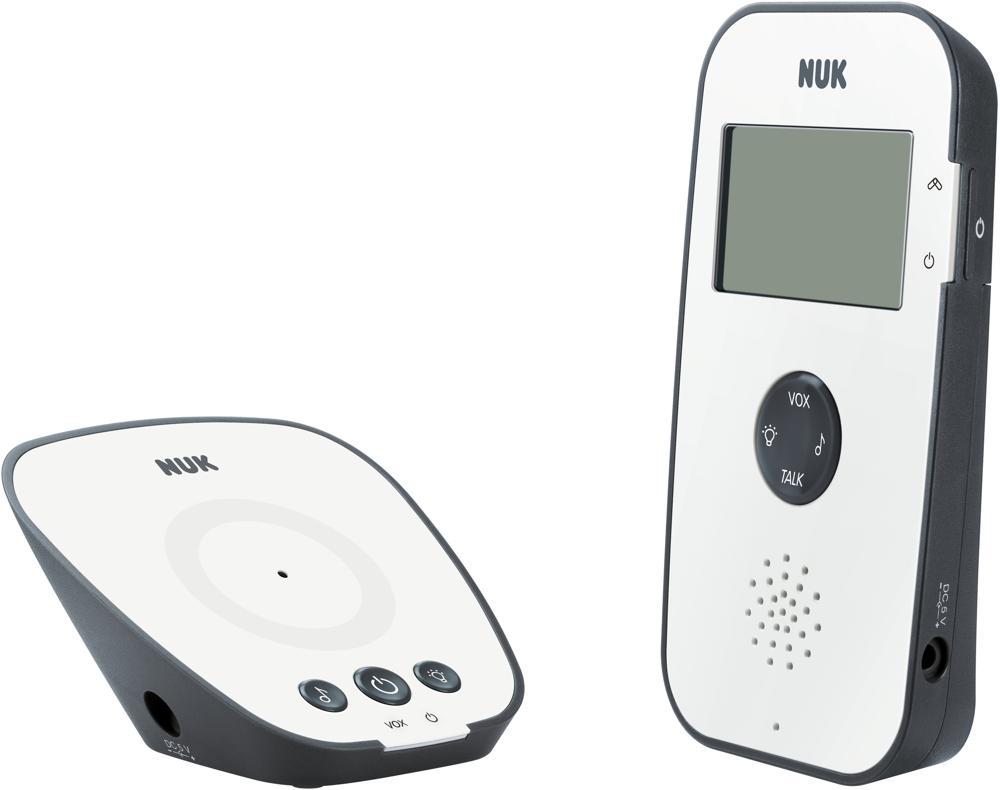 NUK Babyphone Audio Display 530D