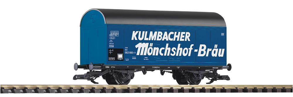 PIKO G Bierwagen Kulmbacher DB III