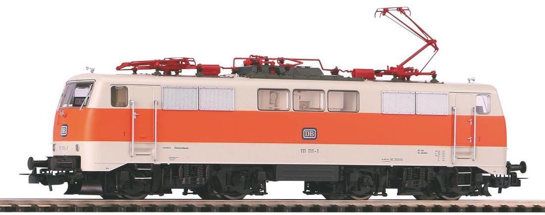 PIKO 51845 H0 AC E-Lok BR 111 DB S-Bahn IV