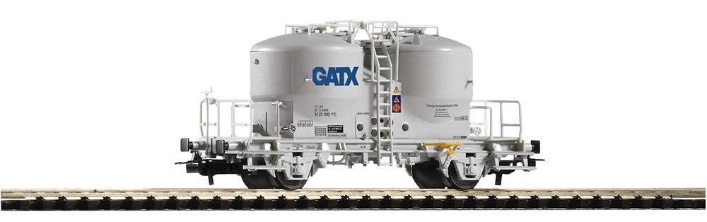 PIKO H0 Zementsilowagen GATX VI