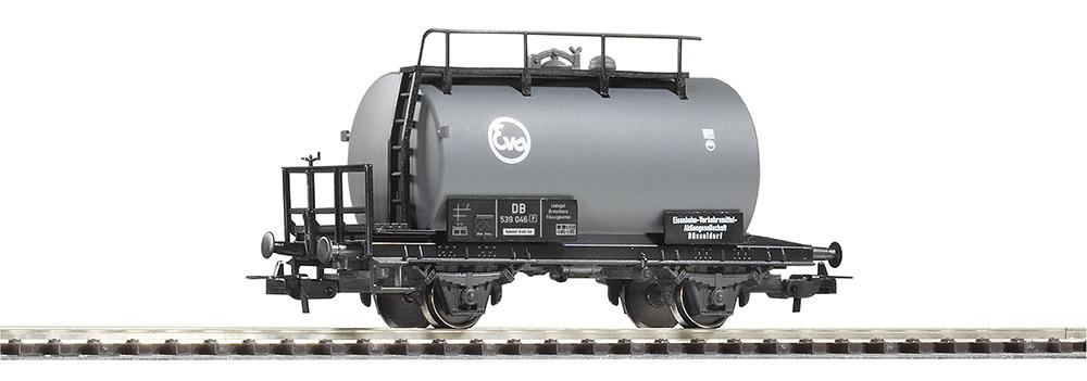 PIKO 58720 H0 Kesselwagen EVA/Fina DB III