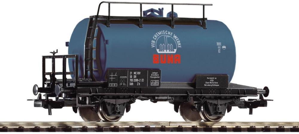 PIKO 58752 H0 Kesselwagen Buna DR IV