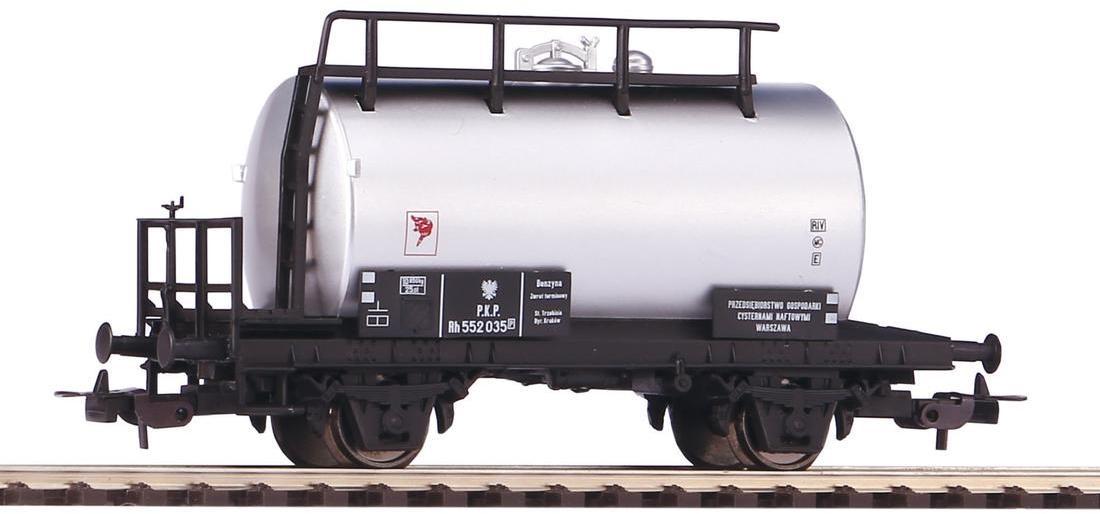 PIKO 58753 H0 Kesselwagen PKP IV