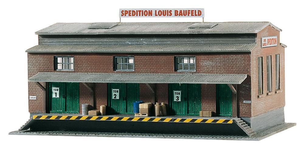 PIKO 60015 N Spedition Louis Baufeld