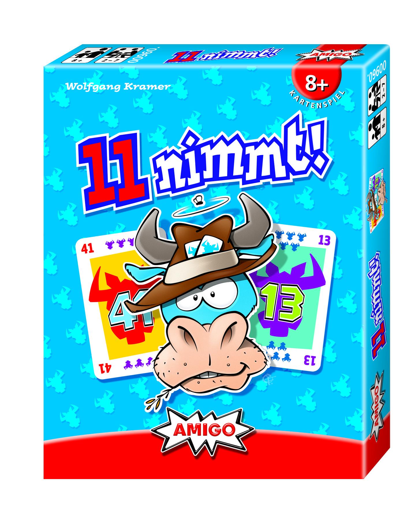 Amigo Kartenspiel 11 nimmt