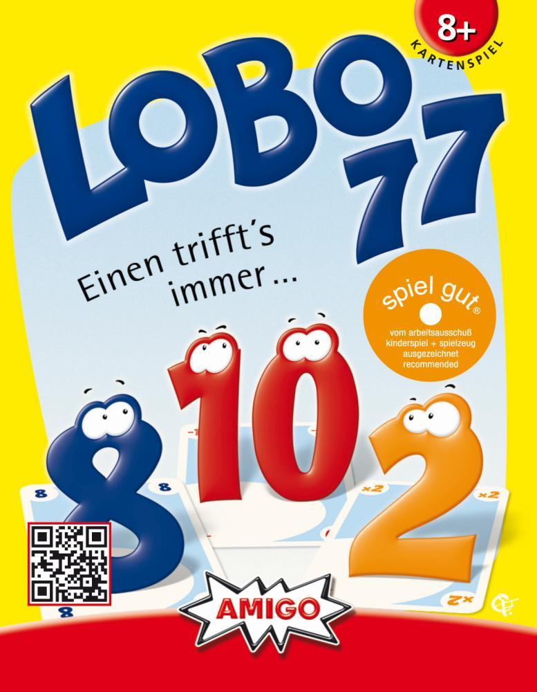 Amigo Kartenspiel Lobo 77