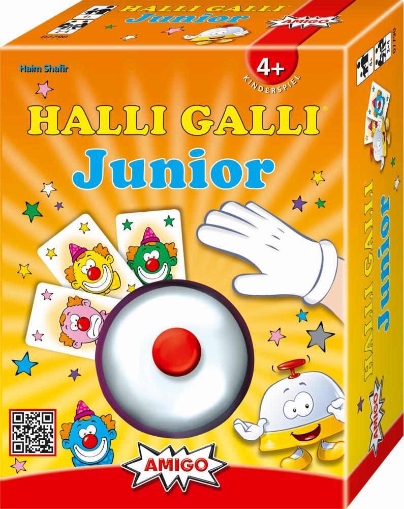 Amigo Kartenspiel Halli Galli Junior