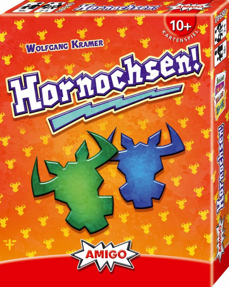 Amigo Kartenspiel Hornochsen