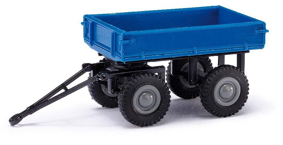 Mehlhose 210009202 H0 Anhänger E-Karre blau