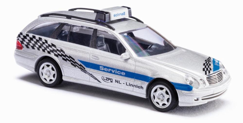 Busch H0 Mercedes E-Klasse T Service