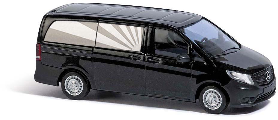 BUSCH 51131 H0 Mercedes Vito Bestatter schwarz