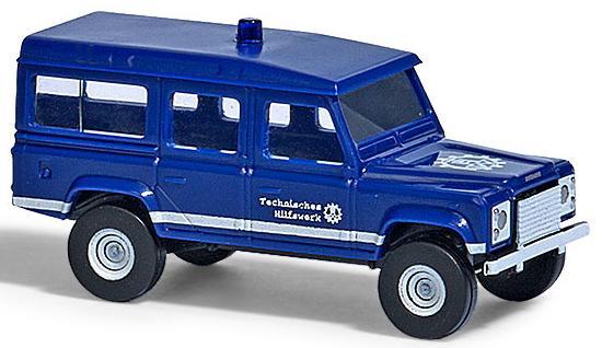 BUSCH 8373 N Land Rover THW