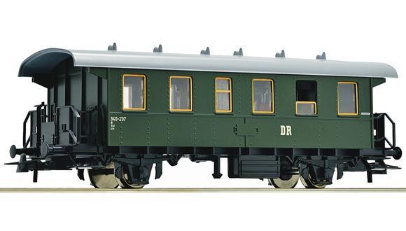 Roco 44227 H0 Personenwagen 2.Klasse DR III