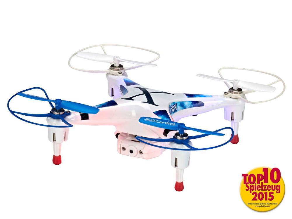 Revell Quadrocopter WiFi X-SPY