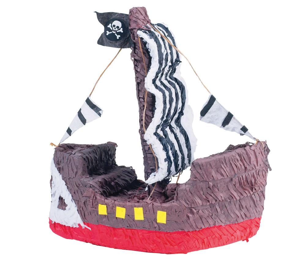 Pinata Piratenschiff