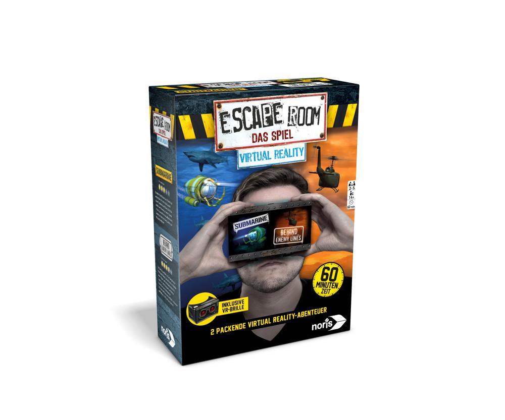 Escape Room VR Brille