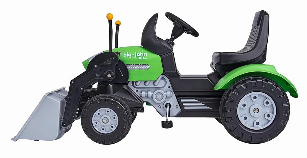 BIG Traktor John XL Loader