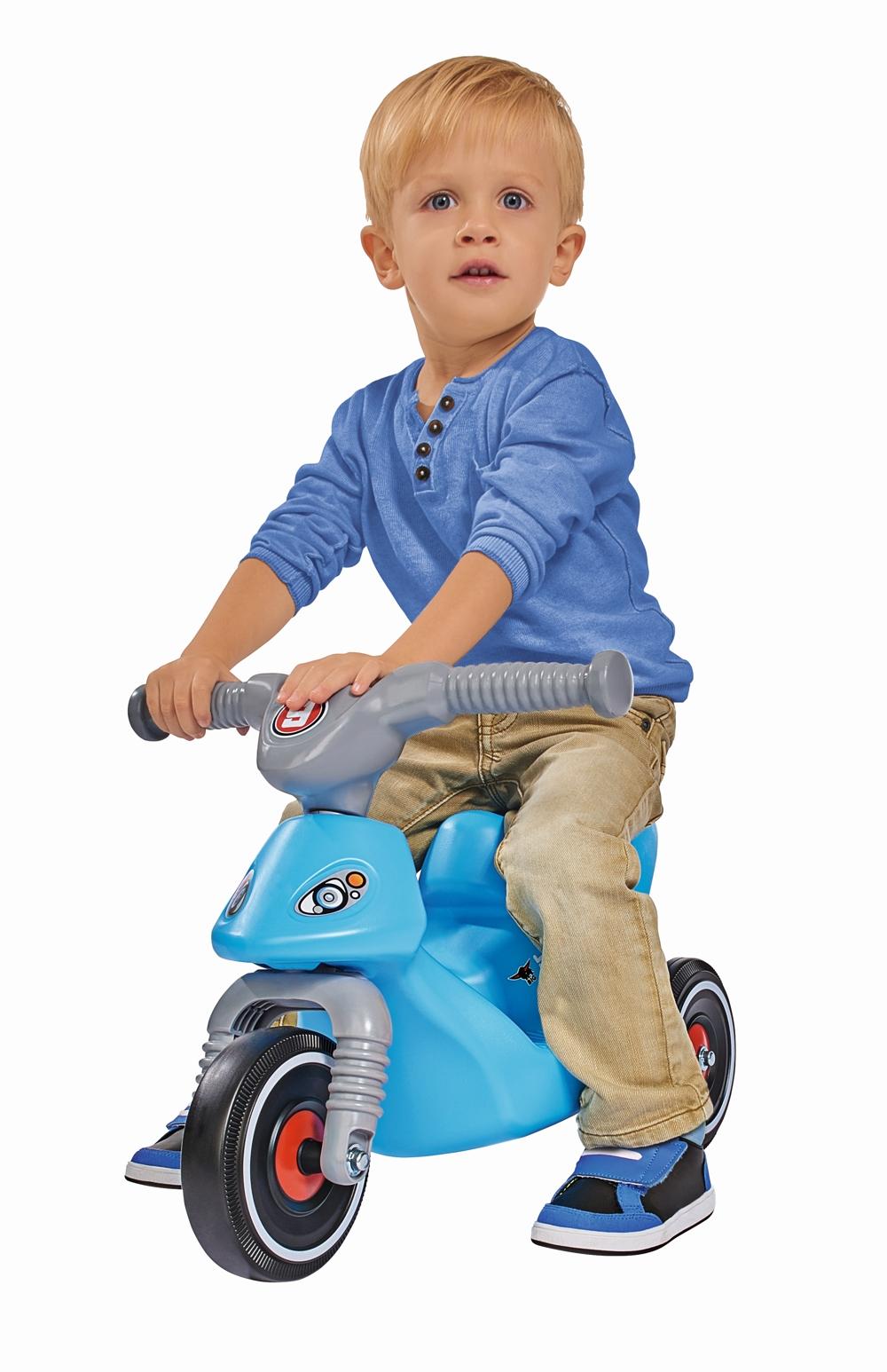 Big Bobby Scooter blau
