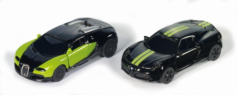 Siku Black & Green Special Edition
