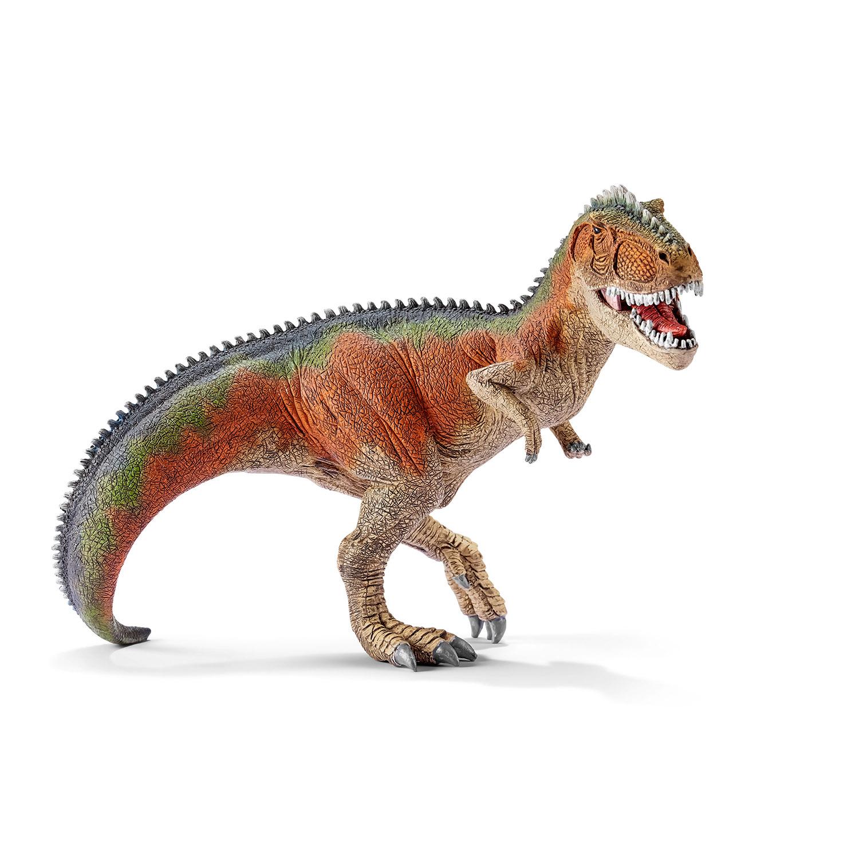 Schleich Giganotosaurus orange