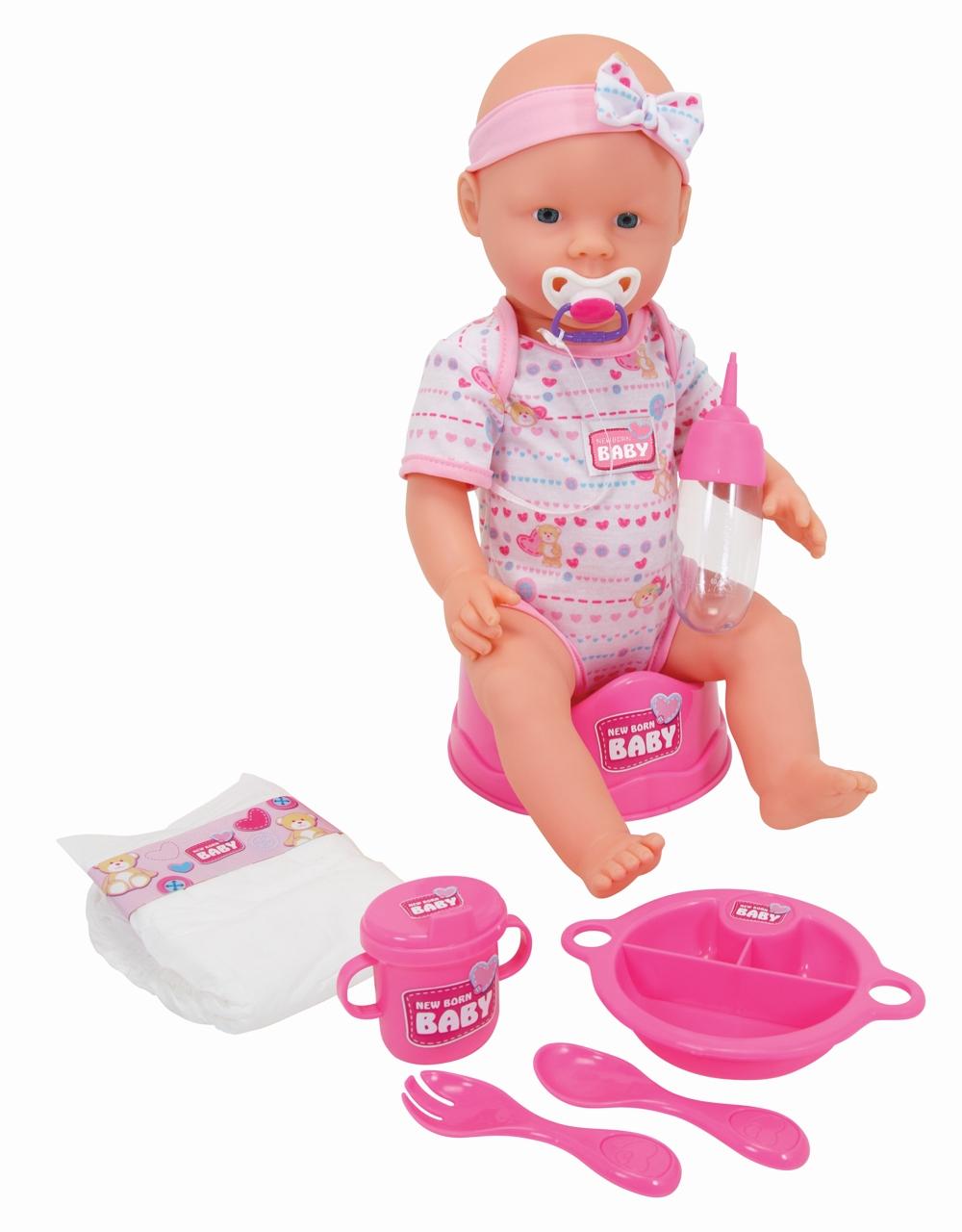 simba toys new born baby drink wet preisvergleich. Black Bedroom Furniture Sets. Home Design Ideas