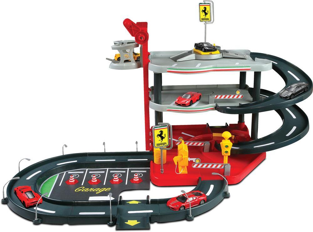 Bburago Ferrari Parkgarage