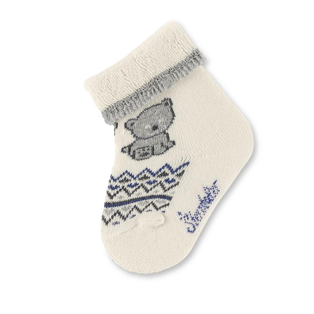 Baby Socken Bär für Jungen