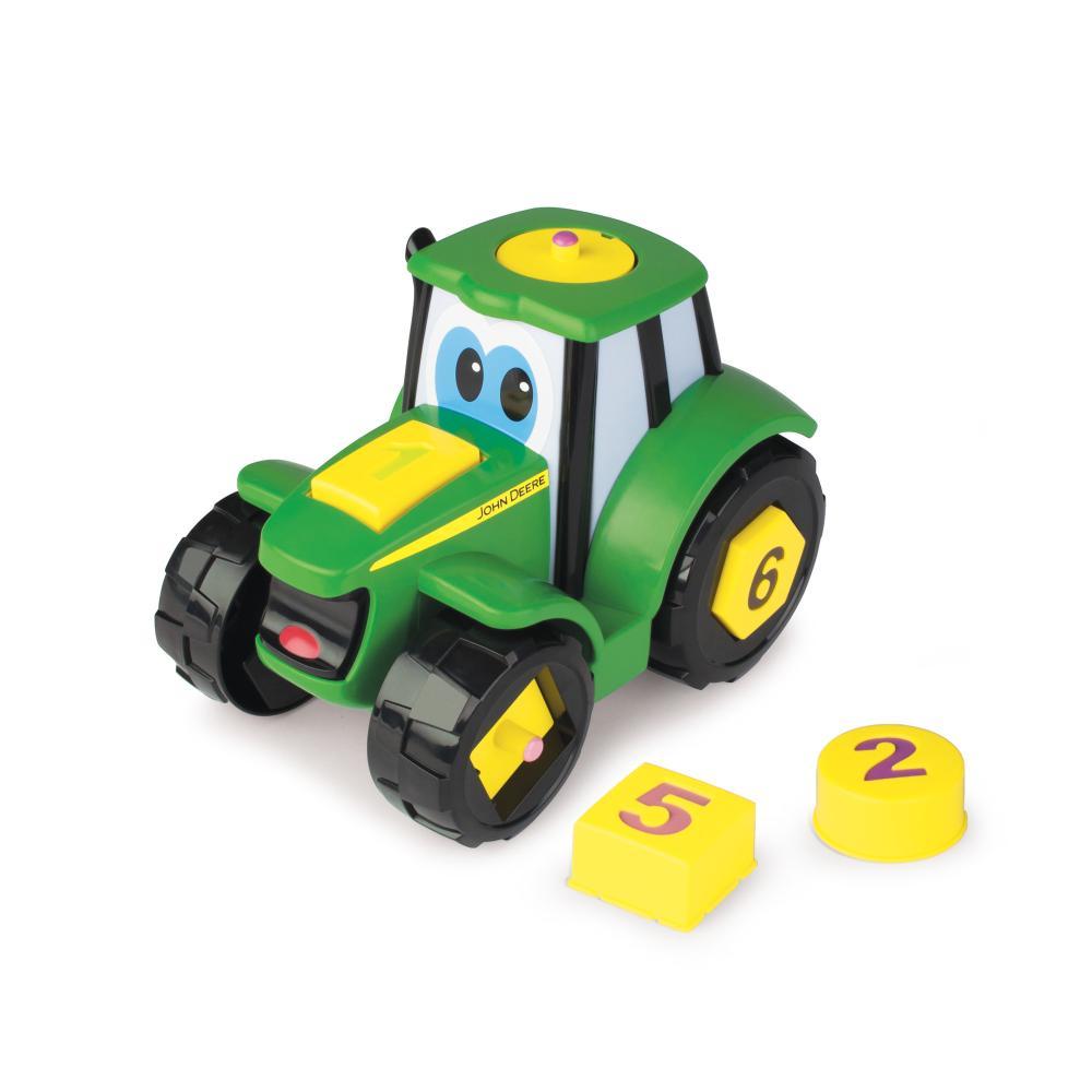 Tomy Johnny Traktor Lern und Spaß