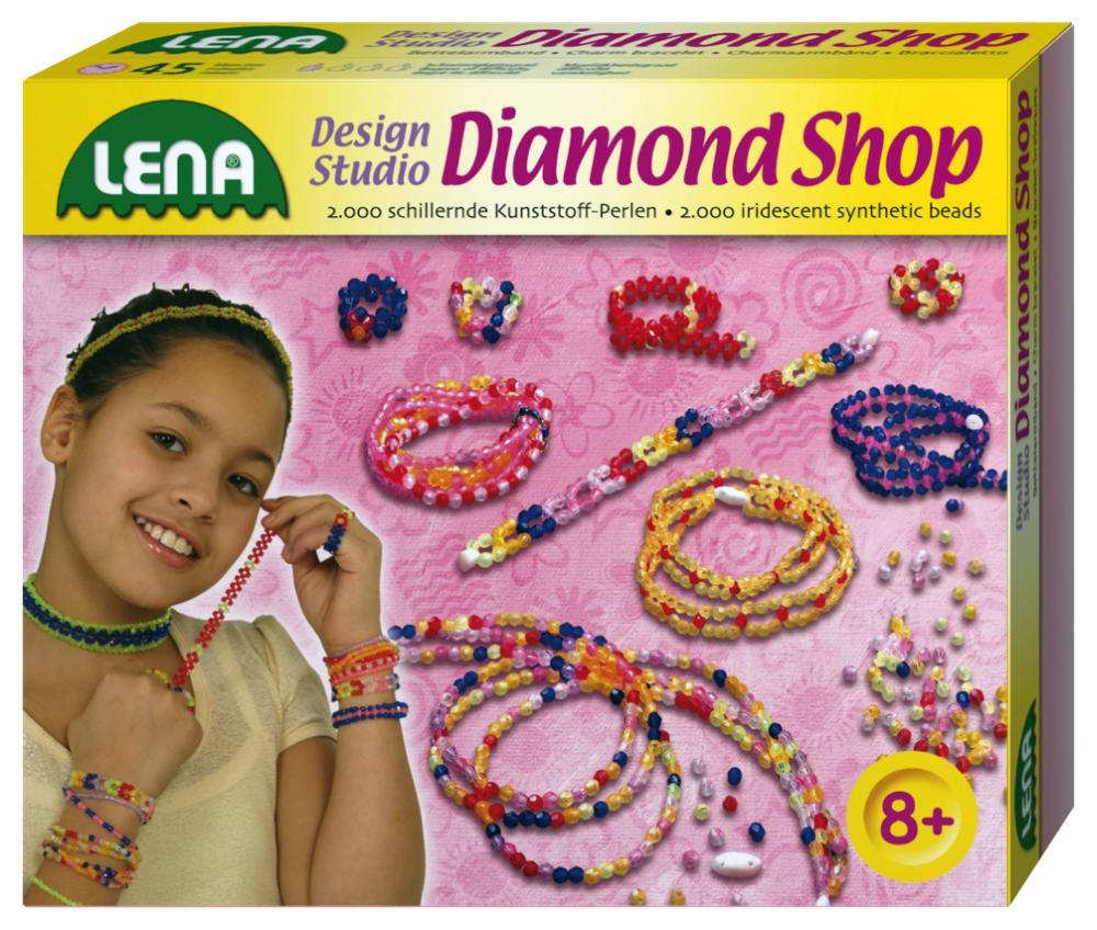LENA Design Studio Diamanten Shop