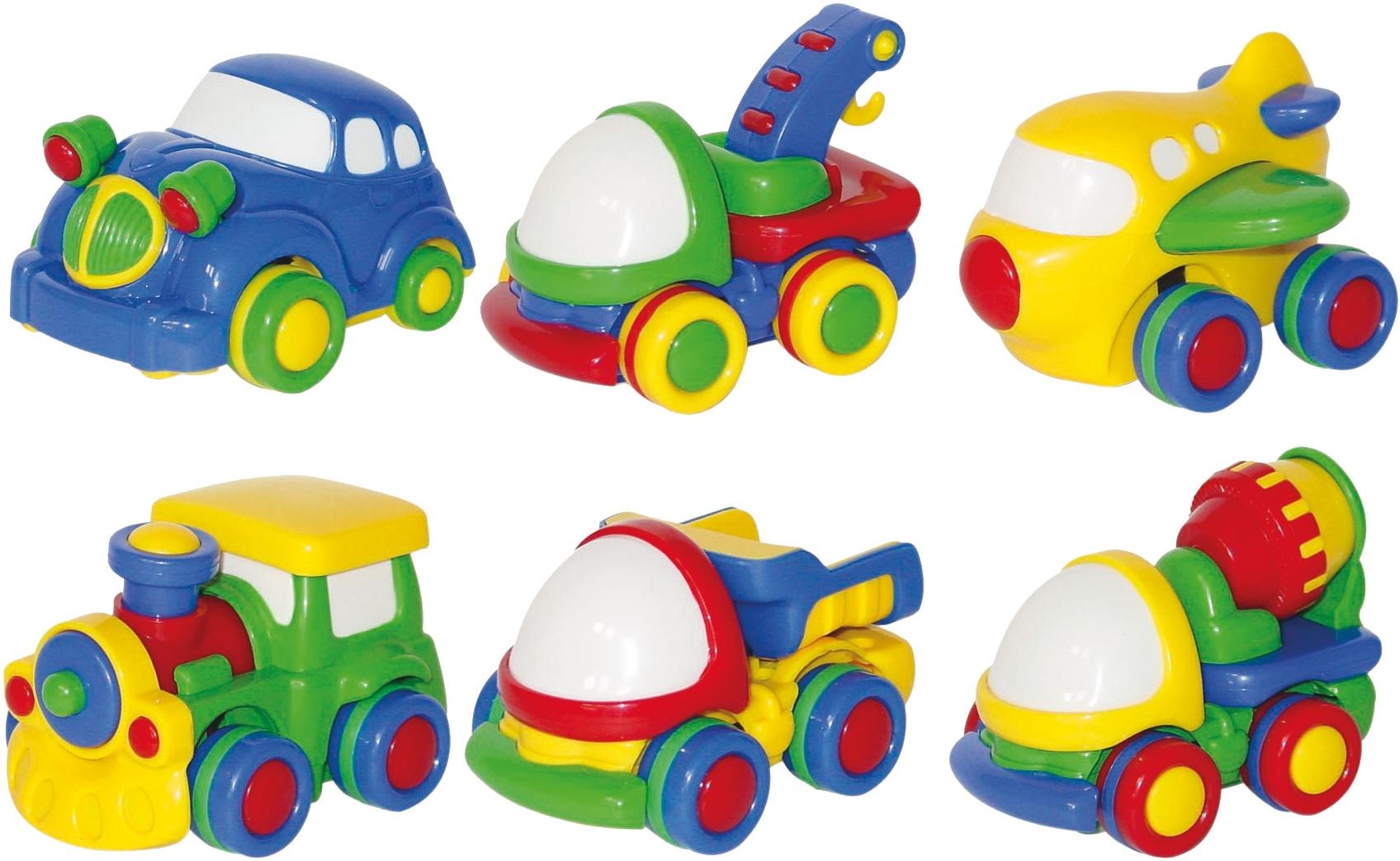 Lookids Fahrzeuge mit Aktionen