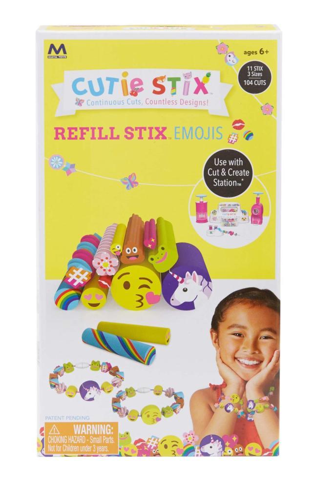 Cutie Stix Nachfüllpack Emojis