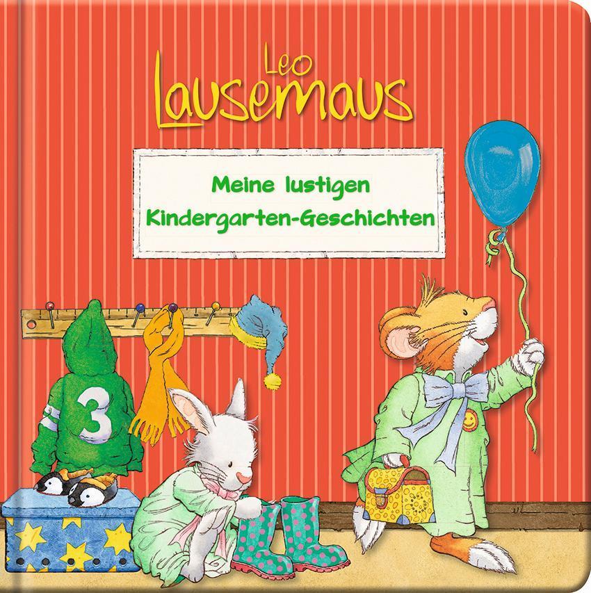 Leo Lausemaus Lustige Kindergarten Geschichten