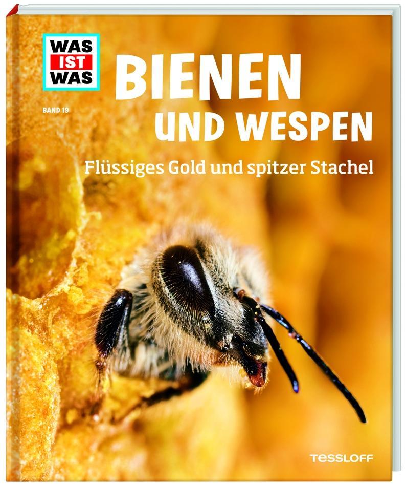WAS IST WAS Bienen