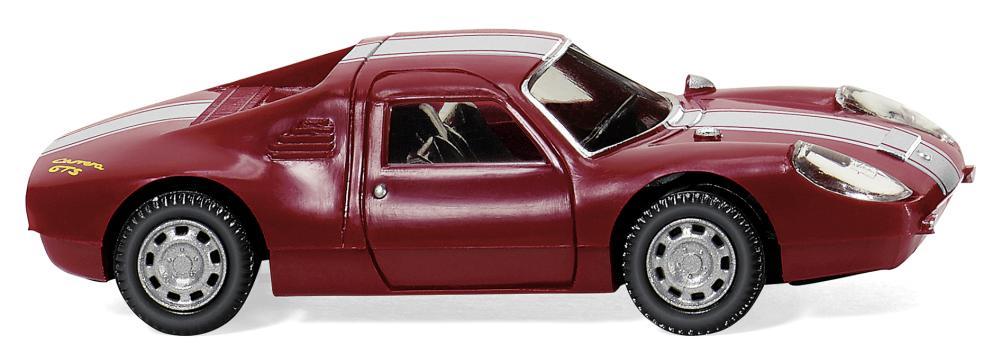 WIKING 016301 Porsche 904 Carrera GTS