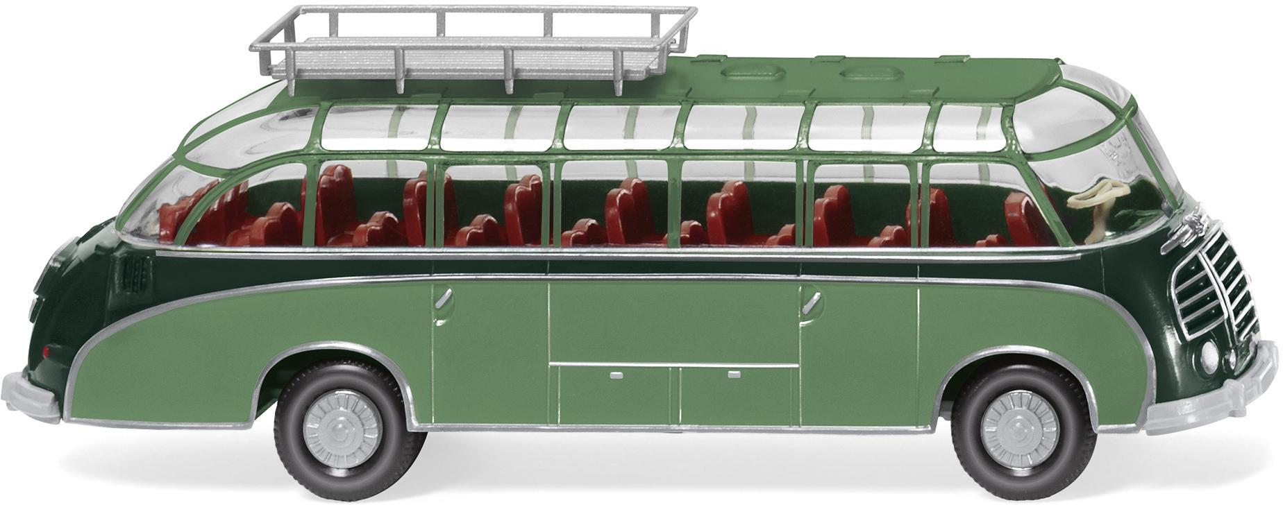 WIKING 73002 Reisebus Setra S8 grün