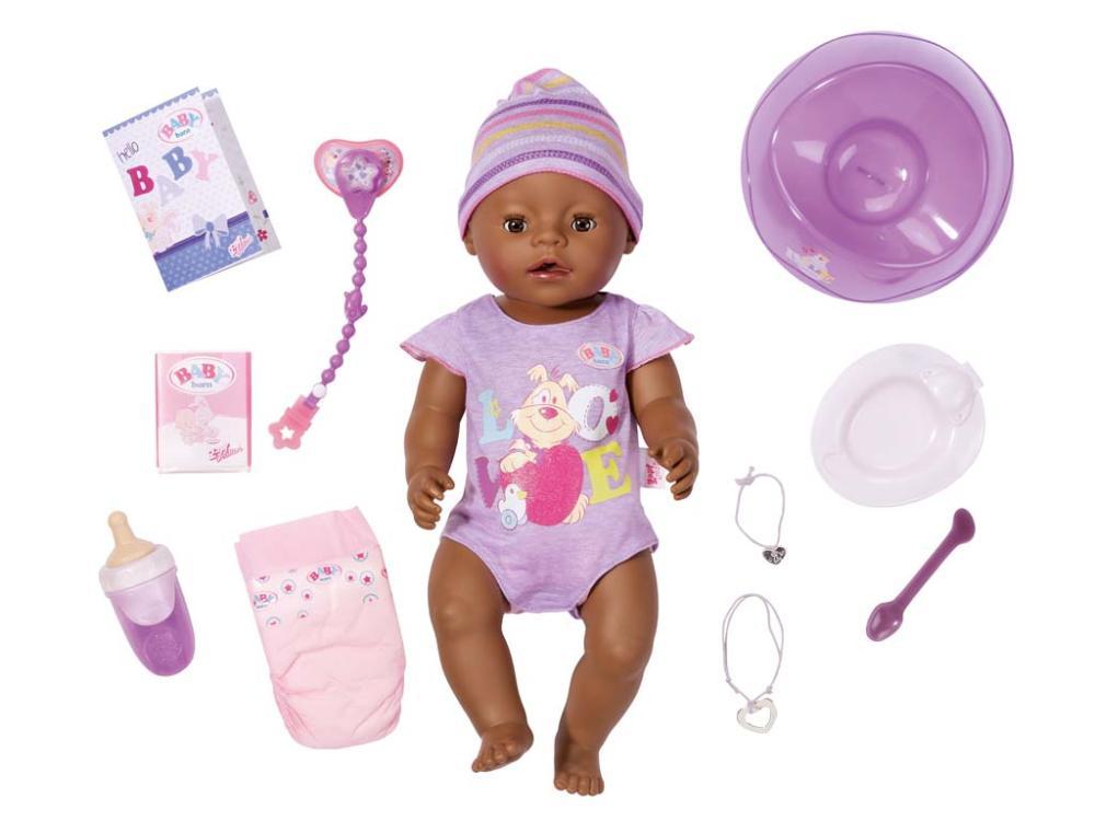 BABY born Interactive Ethnic