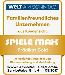 Familienfreundliches Unternehmen 2017