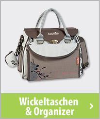 Wickeltaschen & Organizer