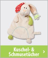 Kuschel-& Schmusetücher