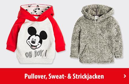 Pullover Sweatjacken Strickjacken