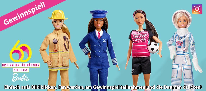 Gewinnspiel Barbie