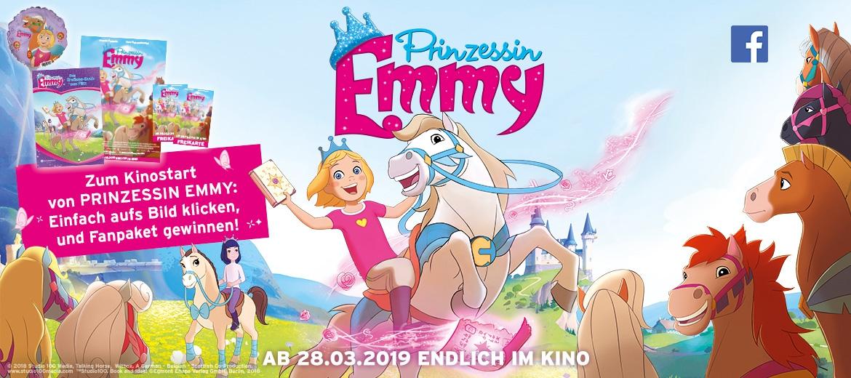 Gewinnspiel Prinzessin Emmy