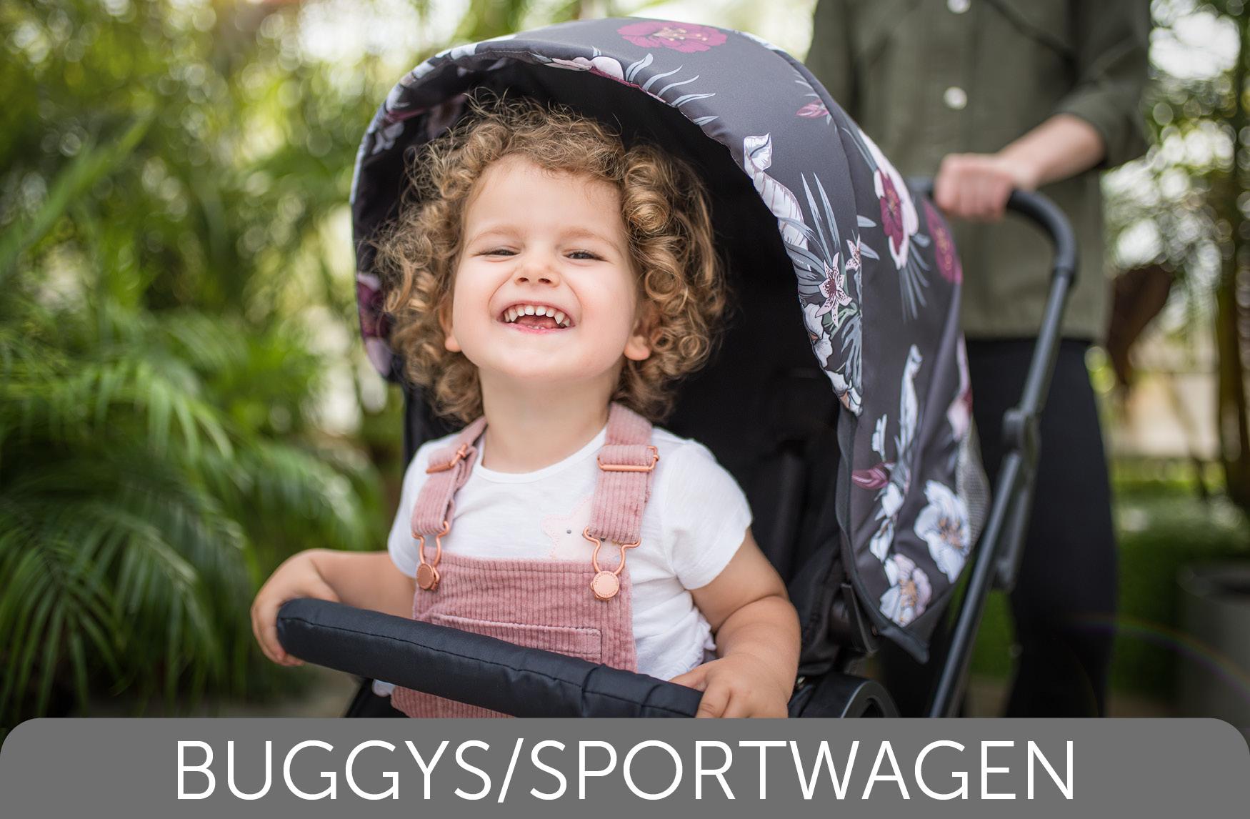 Hauck Buggy + Sportwagen