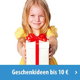 Geschenkideen bis 10€