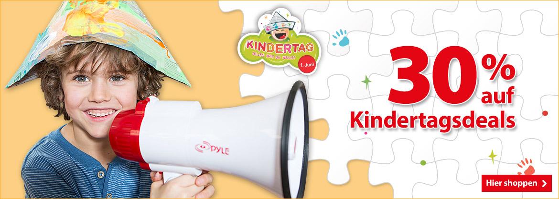 Kindertag Banner