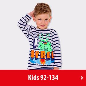 Mode für Jungs Größe 92 - 134