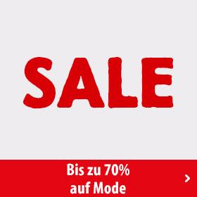Mode - Schnäppchen, Prozente, sparen