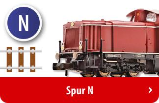 Modelleisenbahn - Spur N